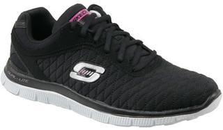 Skechers Sneakers Flex Appeal 12062-BKW Skechers