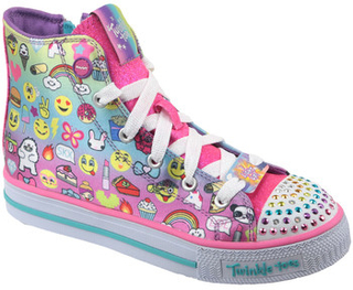 Skechers Sneakers til børn Shuffles 10623L-MLT Skechers