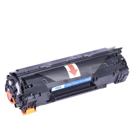 HP CB436A (36A) Lasertoner, sort, kompatibel (2000 sider)
