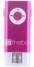 TF kortinlukija MP3-musiikkisoitin USB In Line