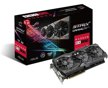 ASUS Radeon RX580 TOP edition 8GB