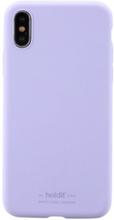 Holdit Silicone Case iPhone X/Xs Lavender