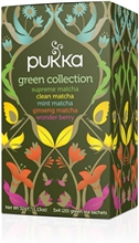 Te Green Collection 20 pussia