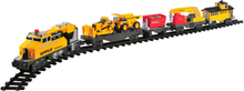 Caterpillar Expresståg konstruktion 55650