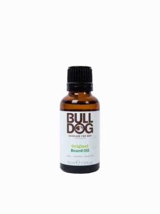 Bulldog Original Beard Oil Barbering Hvit
