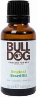 Bulldog Original Beard Oil Barbering Hvit