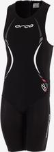Orca RS1 Killa Herre Race Suit Sort/Hvit, Rå kvalitet! Langdistanse