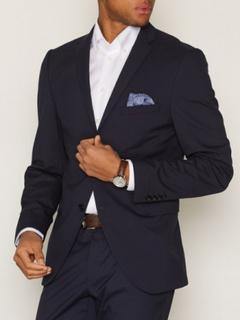 Selected Homme Slhslim-Mylologan Navy Blazer B Noo Blazere & dresser Mørk blå
