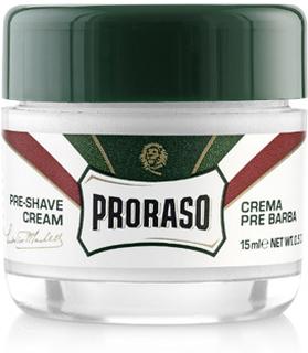 Proraso Pre Shave Cream Eucalyptus - Menthol Travel Size