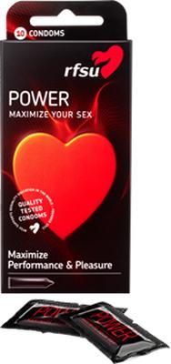 RFSU Power 10-pack kondomer