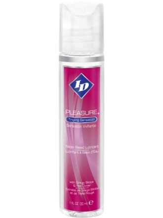 ID Lubricants: Pleasure, Vattenbaserat Glidmedel, 30 ml