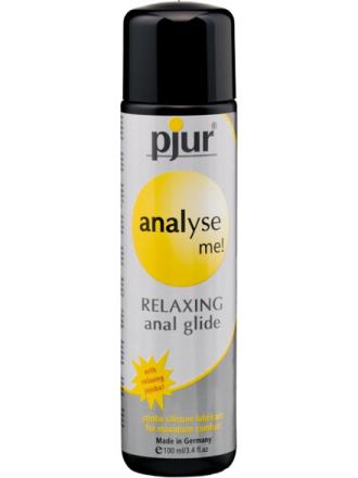 Pjur Analyse Me: Silikonbaserat Analglidmedel, 100 ml
