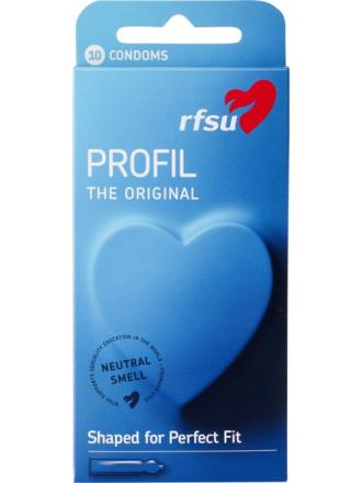 RFSU Profil: Kondomer, 10-pack