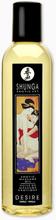 Shunga Massageolja: Desire/Vanilj, 250 ml