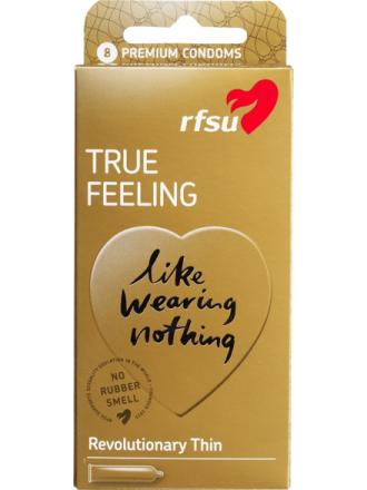 RFSU Beyond Thin (True Feeling): Kondomer, 8-pack