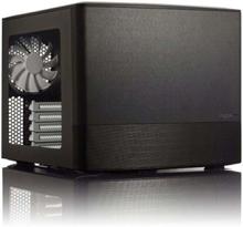 Node 804 - Chassi - Desktop Modell - Svart
