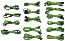 Sleeved Cable Kit - Green