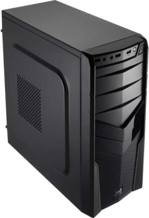 V2X Advance - Black - Chassi - Miditower - Svart