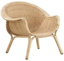 Madame Lounge Chair rottingfåtölj, Sika-design