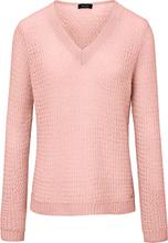 V-ringad tröja från Basler rosa