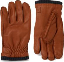 Handskmakaren Collegno handskar i skinn, herr, Cognac, 8