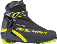 Fischer Rc3 Skate Maastohiihtomonot BLACK/YELLOW