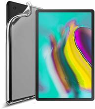 Samsung Galaxy Tab A 10.1 (2019) TPU Skal - Transparent