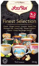 Yogi Tea Finest selection 18p EKO