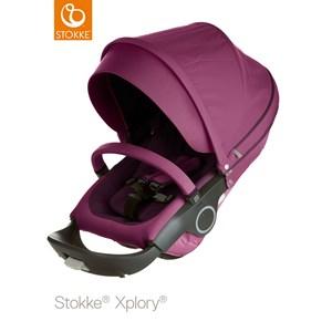 Stokke Stroller Seat Purple Purple