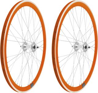Fixie Hjulset 700C Flip/Flop Nav, Orange