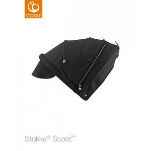 Stokke Scoot Canopy Black Scoot Canopy Black