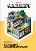 Minecraft - Guide Til Kreative Konstruktioner - Stephanie Milton - Bog - Gucca