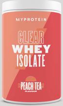 Clear Whey Isolate - 20servings - Peach Tea