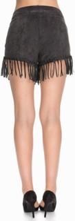 NLY Trend The Fringe Shorts