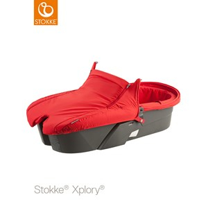 Stokke Xplory® Liggdel Red Xplory Carry Cot Red