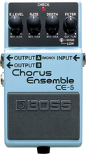 Boss - CE-5 Chorus Ensemble - Guitar Effect Pedal