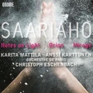Notes On Light Orion Mirage (Mattila Karttunen) - Notes On Light Orion Mirage (Mattila Karttunen) (Audio CD)