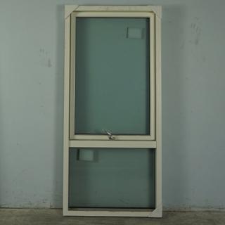 Topstyret vindue med Fast Vindue, Træ/alu, 012410