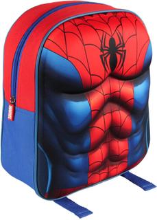 Ryggsäck Marvel - Spider-Man 3D (31cm)