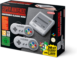 Mini SNES - Super Nintendo Classic Edition