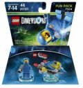 Lego Dimensions - Benny Fra Lego Movie - Fun Pack - Gucca