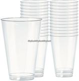 Transparenta dricksglas i plast 295 ml - 20 st