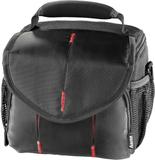 Hama Camera bag Canberra 110L Black/Red