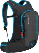 Ortovox Cross Rider 18 Backpack black anthracite 2019 Skidryggsäckar