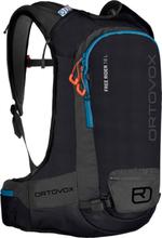 Ortovox Free Rider 18 L Backpack black raven 2019 Skidryggsäckar