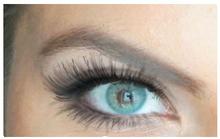 25a963b7a30d Ljusblå linser för bruna mörka ögon