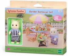 Garden Barbecue Set