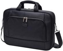 """Elegant laptop väska för laptops upp till 13,3"""" laptops, svart"""