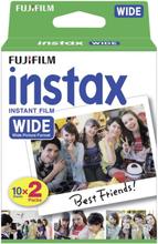 Fujifilm - 5 pack instax wide film 200 / 210 / 300 (big-pack)