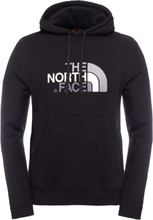 The North Face Men's Drew Peak Pullover Hoodie Herre langermede trøyer Sort XXL